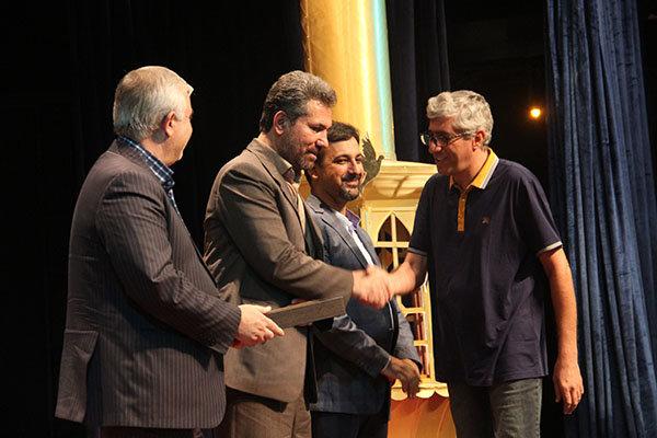 اختتامییه دهمین جشنواره تئاتر رضوی در بجنورد