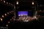 اجرای کنسرت ارکستر موسیقی ملی ایران