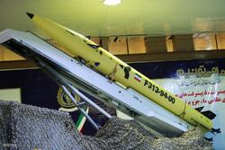 ازاحة الستار عن الصاروخ البالستي فاتح 313