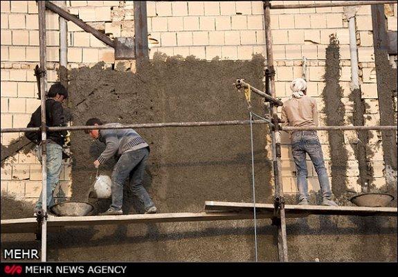 کارگران ساختمان