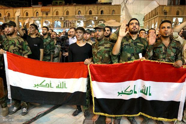 مجاهدان عراقی