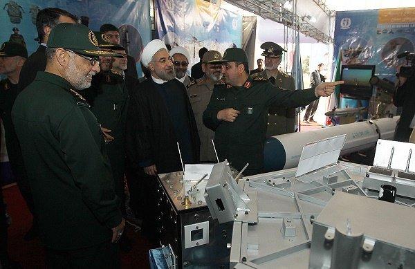 روحانی, دستاوردهای وزارت دفاع