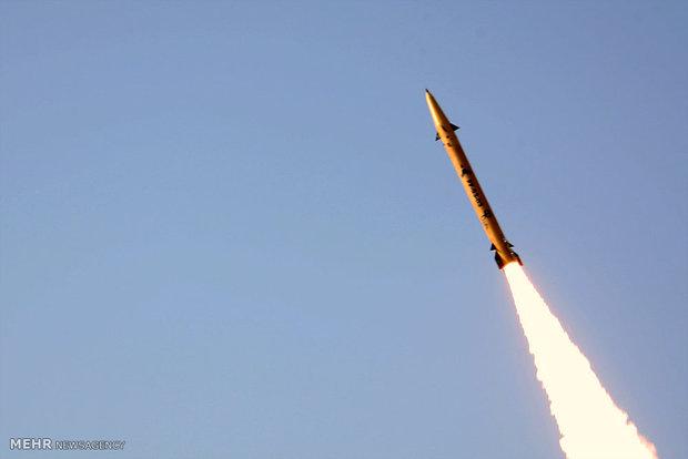 الحشد الشعبي يمطر الدواعش بالصواريخ