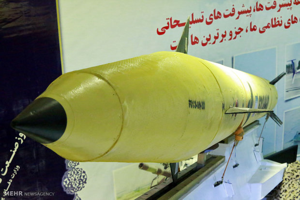 Fateh 313 HTK missile disclosed