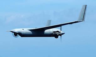 پهپادهای ارتش آنلاین از یگانهای هواپیمابر تصویربرداری میکنند
