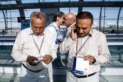 حجاج ایرانی ۳ میلیون و ۳۵۲ هزار دقیقه مکالمه داشتند