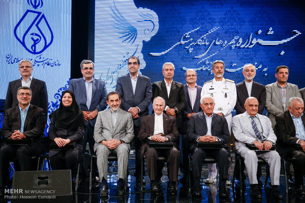 Iran's indelible physicians honored