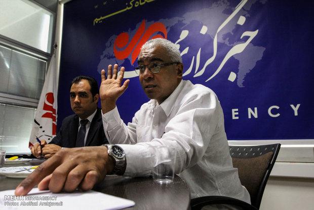 گفتگو با سفیر کوبا