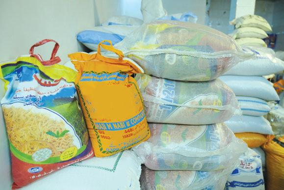 هزینه واردات برنج افزایش یافت