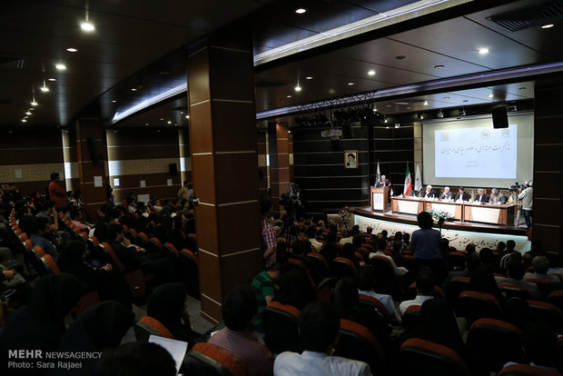 Scientific session of political science, nuclear talks