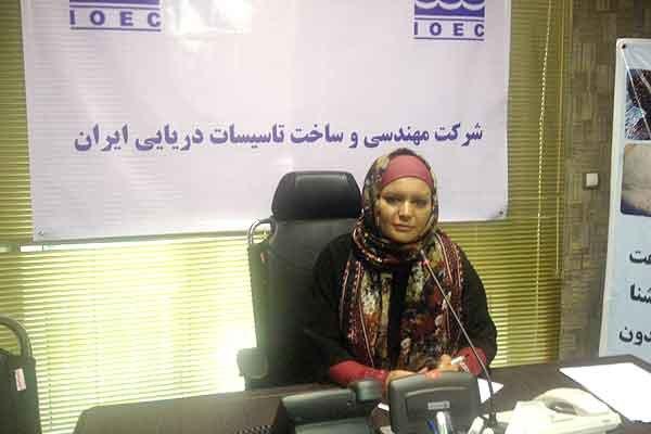 بانوان ایرانی با دست های بسته هم موفق می شوند