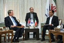Iran to revive economic coop. with Britain