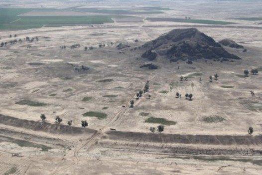 ثبت طولانیترین دیوار گلی۲۵۰۰ ساله در گینس/«دارابگرد»جهانی میشود
