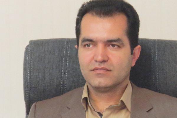 محمود معموری سرپرست فرمانداری بجنورد