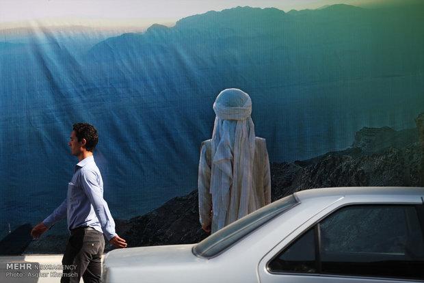 تبلیغات شهری فیلم سینمایی محمدرسول الله (ص)