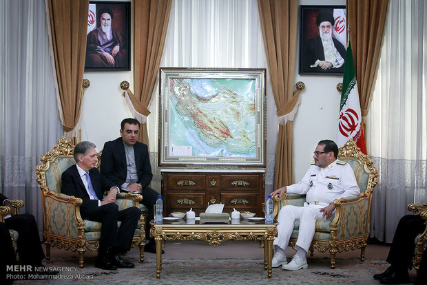 Trust-based relations provide Iran-Britain mutual interests