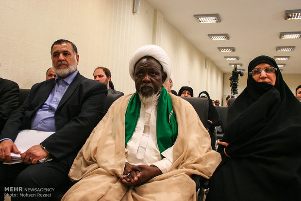 Nigerian Muslim cleric Zakzaky commended