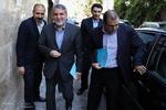 Head of NLAI leaves Tehran for Germany