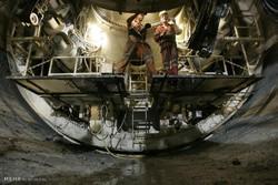سوئٹزر لینڈ میں دنیا کی سب سے طویل سرنگ کی تعمیر کا کام جاری