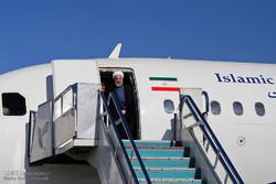 صدر حسن روحانی آج آسٹریا روانہ ہوں گے