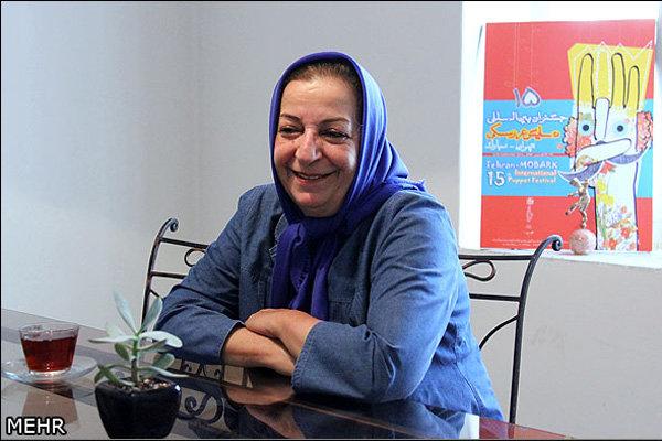 امیدوارم در جشنواره شانزدهم تئاتر مبارک تهران «شهر عروسکها» شود