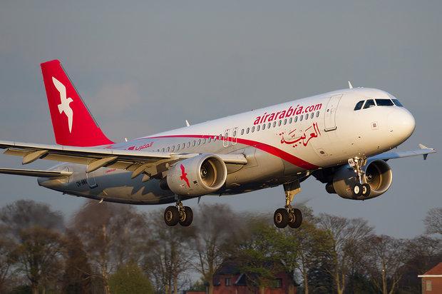 Technical fault makes Air Arabia flight land in Isfahan
