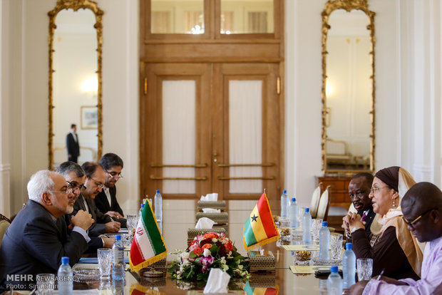 مبارزه با افراطگریهای بوکوحرام و داعش اولویت مشترک ایران و غنا