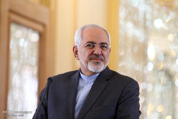 لقاء وزيري خارجية ايران وغانا