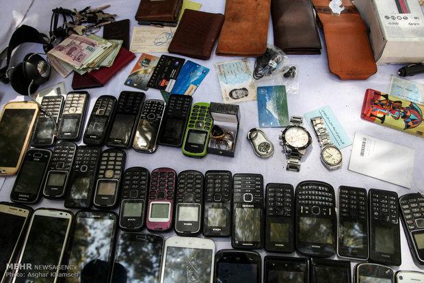 ۵۸ شاکی در کارنامه موبایل قاپ تک سرنشین