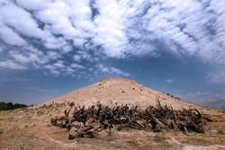 وجود نخاله در مسیر تپه «اُزبکی»/ سهم ناچیز البرز از گردشگری