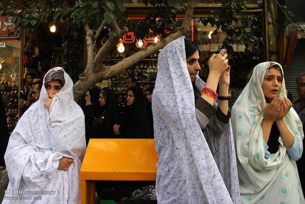 İmam Rıza'nın (a.s) veladet yıldönümü merasimleri