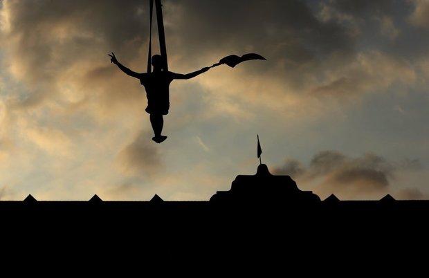 برترین تصاویر جهان در 4 شهریور 94