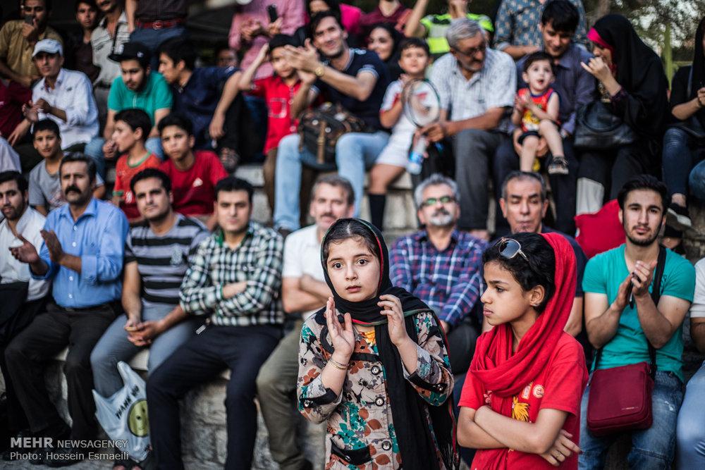هفدهمین جشنواره نمایش های ائینی و سنتی