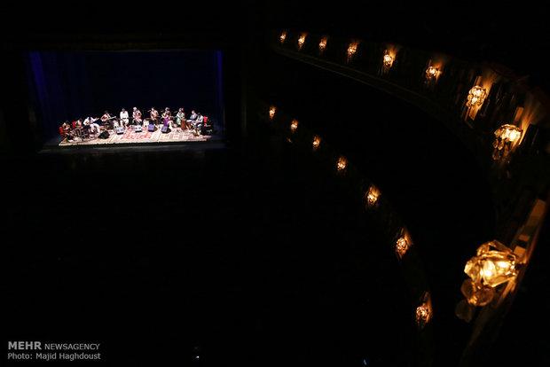 Kurdish, Lurish music concert
