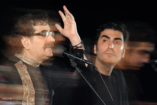 کنسرت موسیقی شهرام و حافظ ناظری