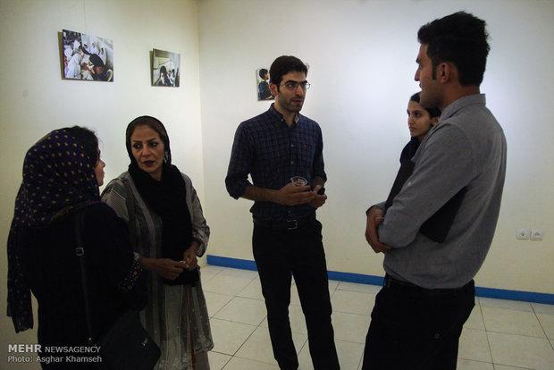 نمایشگاه عکس مدارس خودگردان افغانستان در ایران