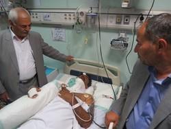 جزئیات حادثه تصادف دو آمبولانس در سیستان و بلوچستان