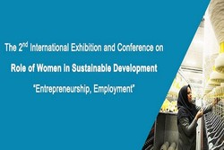 Tehran to hold expo on women's role in sustainable development