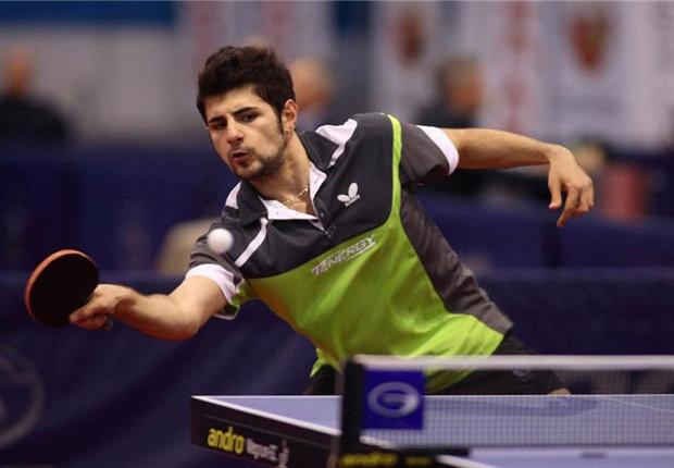 Nima Alamiyan drops out of ITTF World Tour
