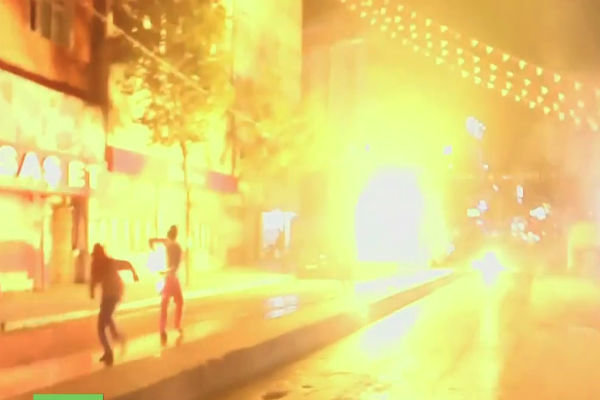 Unrest continues in Turkish capital