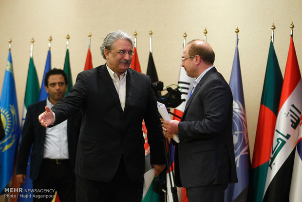 AMF summit launches in Tehran