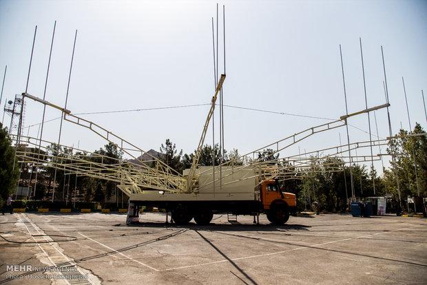 Telaş Füze ve Fetih-14 Radar Sistemi tanıtıldı