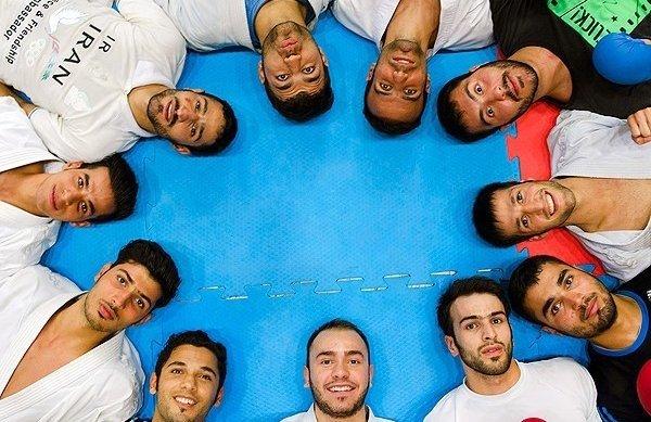 Karate squad en route Japan for AKF games