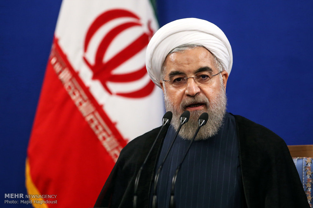 Attacker shot and arrested after trying to break into Rouhani's office