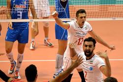 تیم والیبال زیر 23 سال ایران