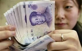 اتفاقية لمقايضة العملات بين ايران والصين