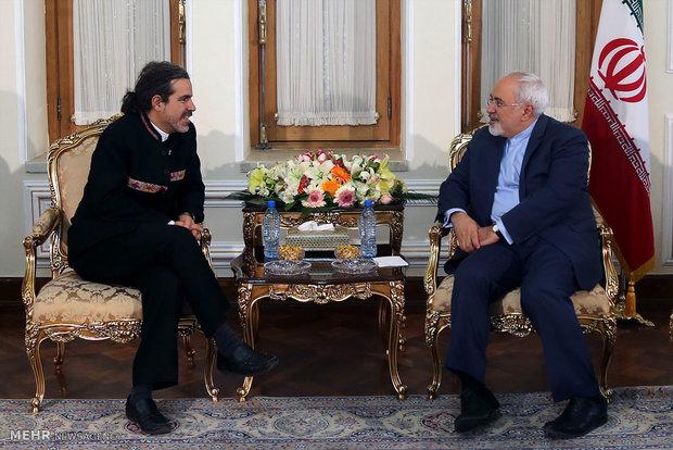 Zarif receives Bolivia, S. Africa deputy FMs