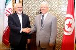 دیدارهای امروز وزیر خارجه با نخست وزیر و وزیر امور خارجه تونس