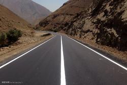 انجام عملیات لکهگیری در جاده چالوس/آغاز فعالیت کارگاههای جادهای