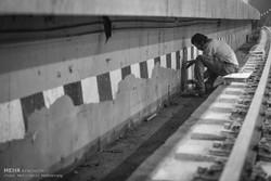 بررسی آخرين وضعيت پيشرفت ۱۰۰كيلومتر پروژه در حال احداث مترو تهران